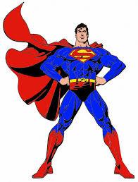 SUPERMAN VS. SUPERBUG